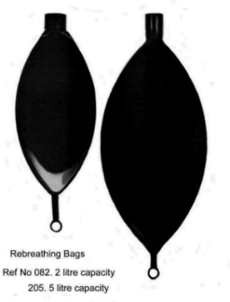 Rebreathing Bag